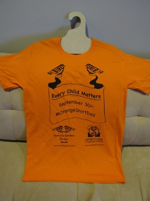 Orange Shirt Day - Every Child Matters Fundraising T
